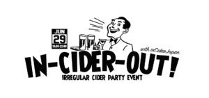 in cider out party